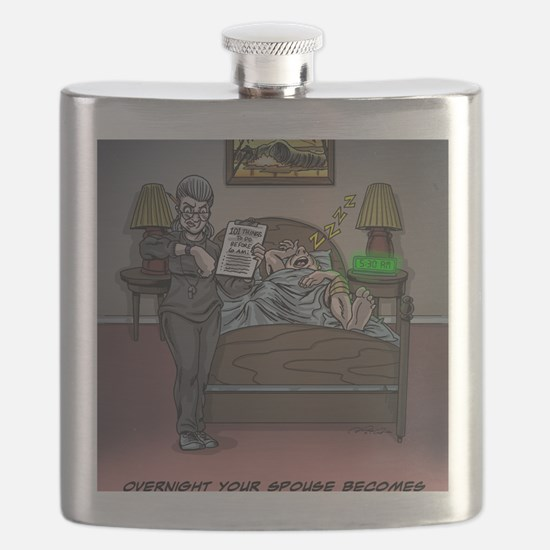 Knee replacement Flask