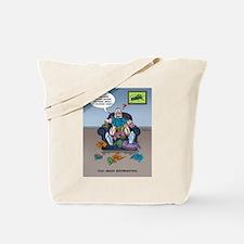 Knee replacement Tote Bag