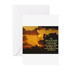 Unique Al anon Greeting Cards (Pk of 10)