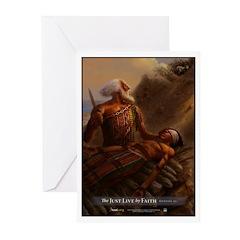 Abraham Greeting Cards (Pk of 20)