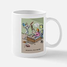 Mommy's Little Helper Mugs