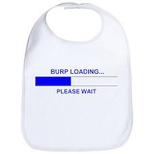 BURP LOADING... Bib