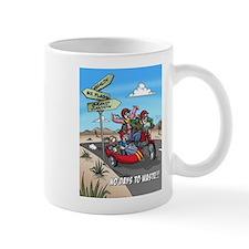 Six Flags Seniors Mugs