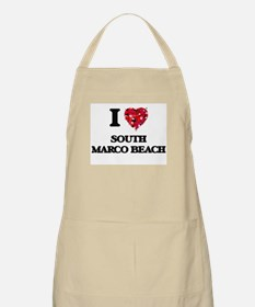 I love South Marco Beach Florida Apron