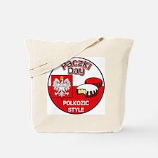 Polkozic Tote Bag