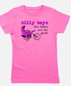 Road biking Girl's Tee