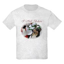 Smooth Collie Christmas T-Shirt