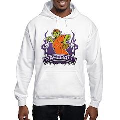 Fantasy Monster Baseball Pitcher Hoodie