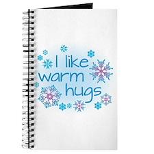 I like warm hugs Journal