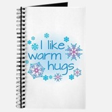 I like warm hugs Journal