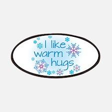 I like warm hugs Patch