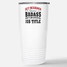 Badass Set Designer Travel Mug