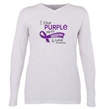 Lupus Plus Size Long Sleeve Tee