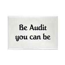 IRS Auditor Rectangle Magnet (10 pack)