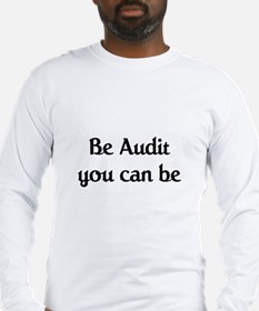 IRS Auditor Long Sleeve T-Shirt