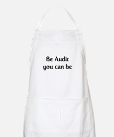 IRS Auditor BBQ Apron