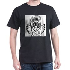 Unique Bearded collie T-Shirt