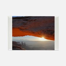 Sun Kissing Mesa Arch Magnets