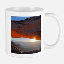 Sun Kissing Mesa Arch Mugs