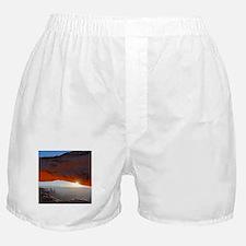 Sun Kissing Mesa Arch Boxer Shorts