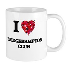 I love Bridgehampton Club New York Mugs