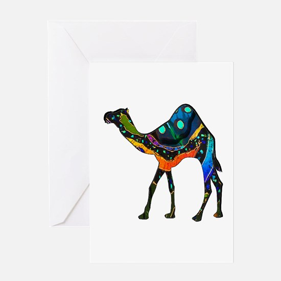 CAMEL IMMACULATE Greeting Cards