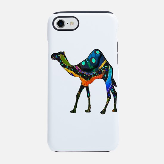 CAMEL IMMACULATE iPhone 8/7 Tough Case
