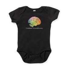 Cute Autism Baby Bodysuit
