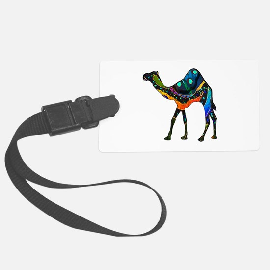 CAMEL IMMACULATE Luggage Tag