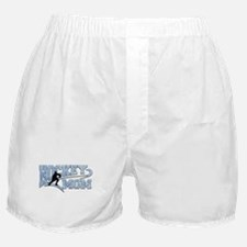 Hockey Mom Athletic Tail Boxer Shorts
