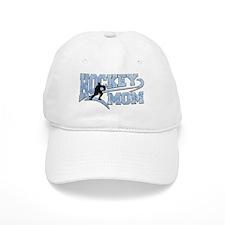 Hockey Mom Athletic Tail Baseball Baseball Cap