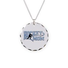 Hockey Mom Athletic Tail Necklace