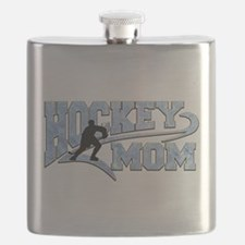 Hockey Mom Athletic Tail Flask