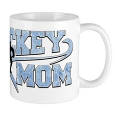 Hockey Mom Athletic Tail Mugs