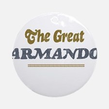 Armando Ornament (Round)