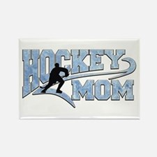 Hockey Mom Athletic Tail Magnets