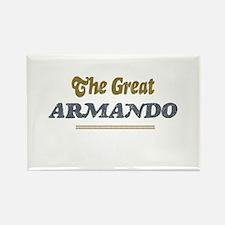 Armando Rectangle Magnet