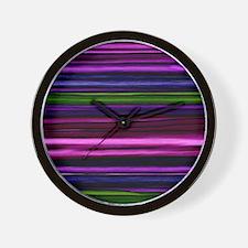 PERPLE REIGHN Wall Clock