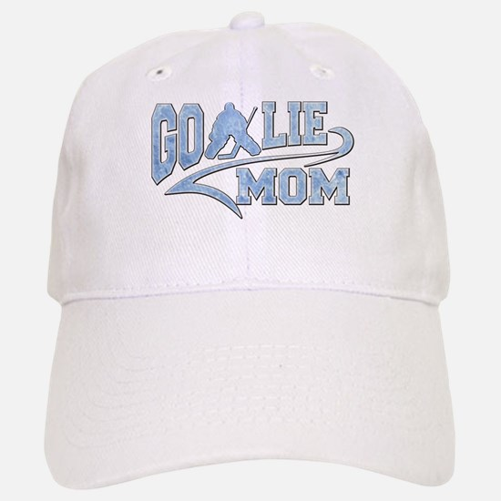 Hockey Goalie Mom Athletic Tail Baseball Baseball Baseball Cap