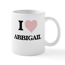 Abbigail Mugs