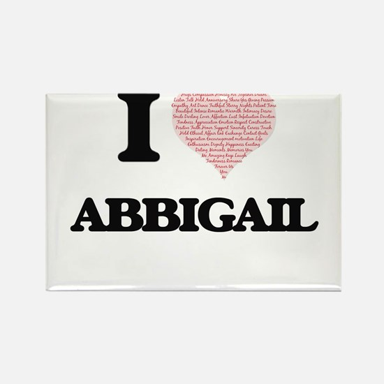 Abbigail Magnets
