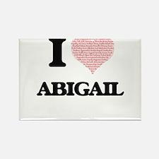 Abigail Magnets