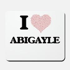 Abigayle Mousepad
