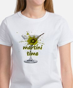 Cute Martini glass Tee
