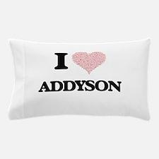 Addyson Pillow Case