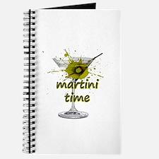 Martini Time Splash Journal
