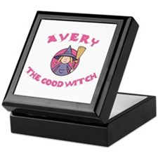 Avery the Good Witch Keepsake Box