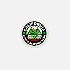 CA ZRT Green Mini Button