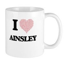 Ainsley Mugs