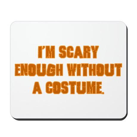 Funny Halloween T-shirts Mousepad
